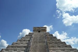 Chichén Itzá - Pyramid