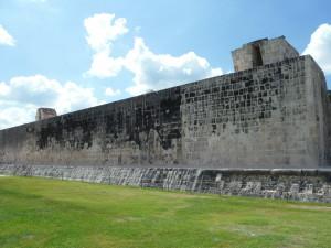 Chichén Itzá - Great Ball Court