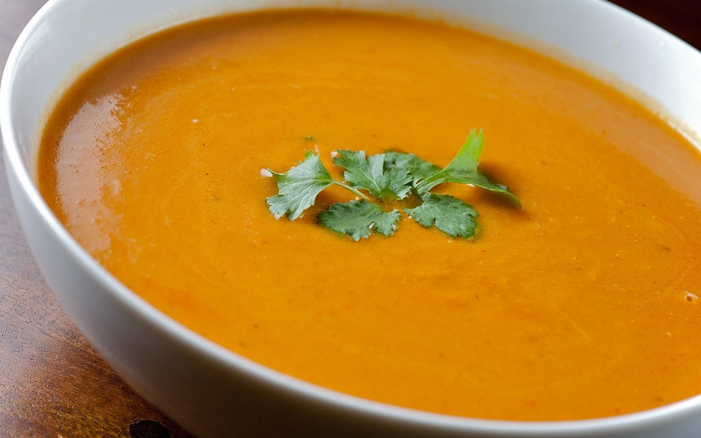 That AMAZING Butternut Squash Soup From Last Year!