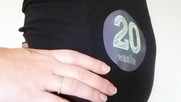 20 Weeks: Halfway There